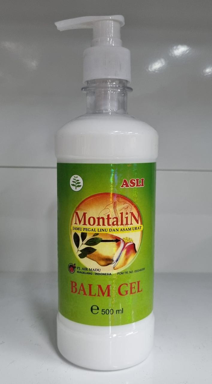 МОНТАЛИН бальзам-гель для суставов Индонезия 500 ml.
