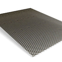 Лист стальной просечно-вытяжной ПВЛ 410