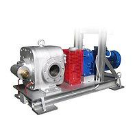Насос Fraccarolo FAM/9B шестеренный с 3,0 кВт без рубашки обогрева до +300°С