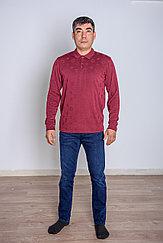 Кофта мужская бордовая Louis Vuitton
