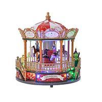 LED fairground caroussel ind
