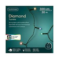 LED diamond twinkle lights out