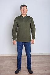 Кофта мужская зеленая  Lacoste