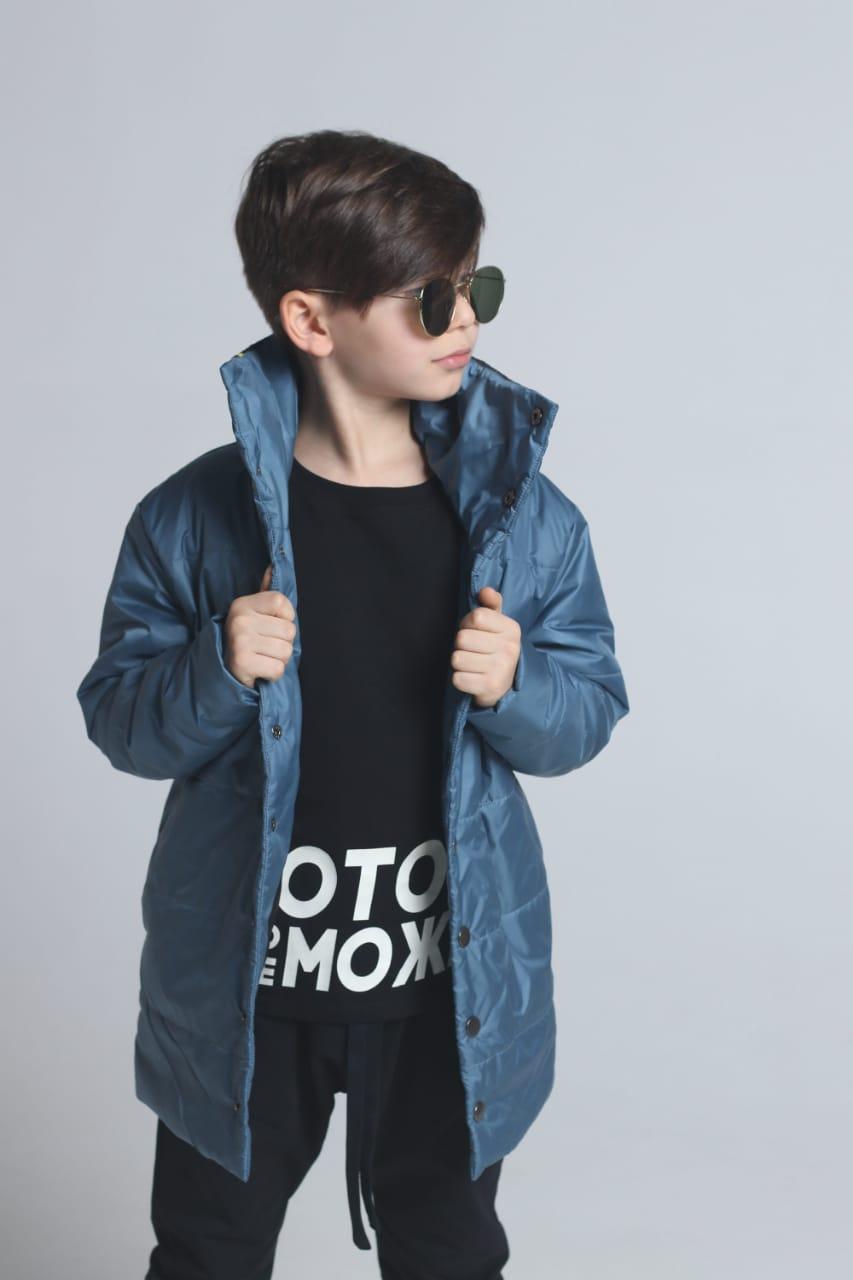 Куртка стёганная Junior DNK - фото 2