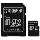 Карта памяти microSDHC 32GB Kingston, Class 10