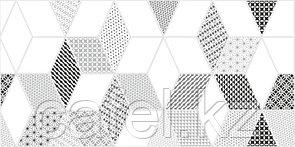 Кафель | Плитка настенная 30х60 Тренд | Trend 7С белый тип 2