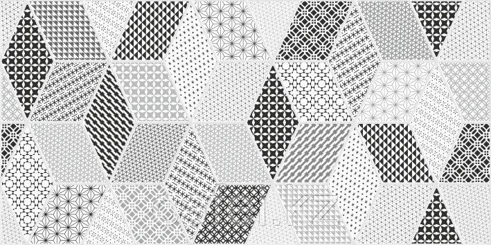Кафель | Плитка настенная 30х60 Тренд | Trend 7С белый тип 1