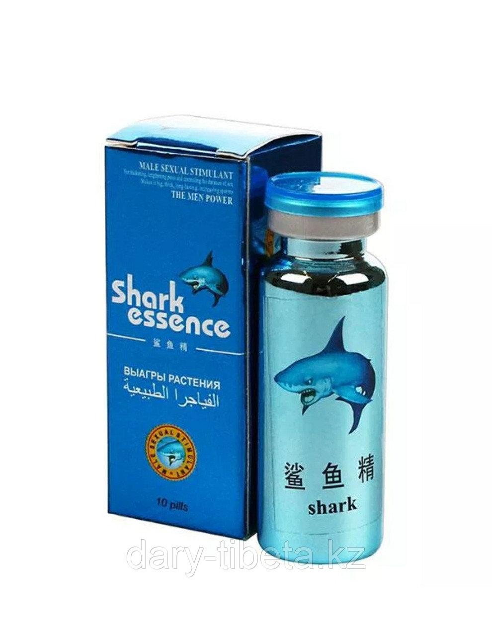 Shark essence(Акулий Экстракт)