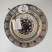 Закусочная тарелка «Фиалка» 21 см