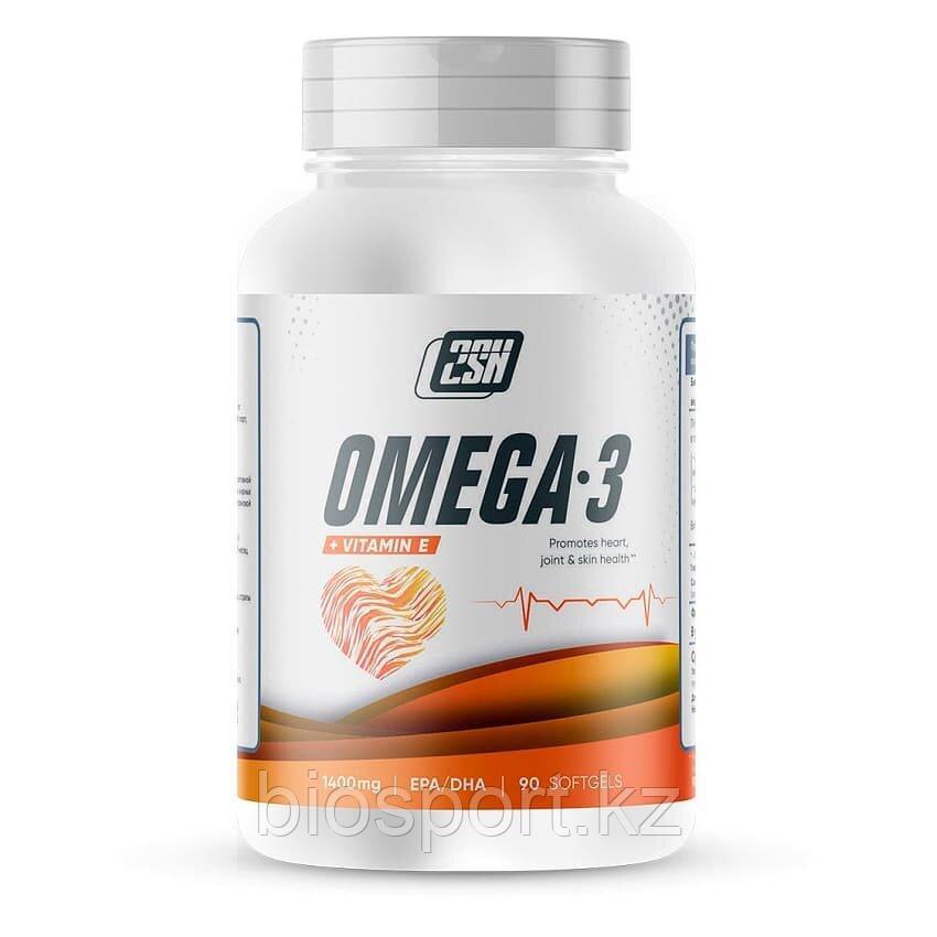 2SN Omega-3 + Vitamin E 60 caps