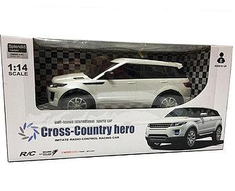 Радиоуправляемая машина Range Rover с аккумулятором