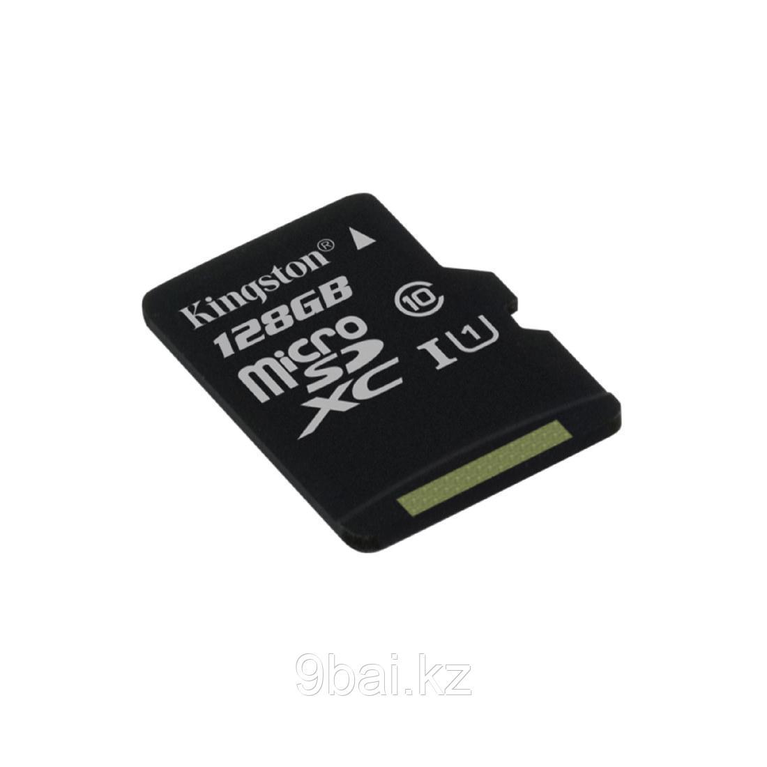 Карта памяти microSD 128GB Class 10 Kingston