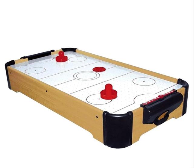 Деревянная настольная игра Аэрохоккей А002