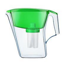 Фильтр-кувшин очистки воды Аквафор Лайн зеленый 2,8 л
