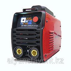 Magnetta, MMA-220DLS LCD, Инверторный сварочный аппарат