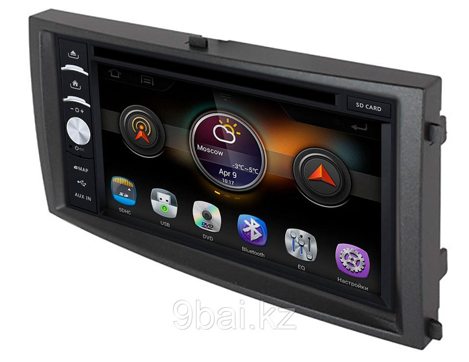 """ШГУ SsangYong Rexton 07-12 комплект (SWAT 72-7703, 7"""", Android 8.1)"""