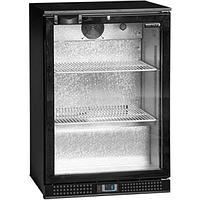 Холодильник мини-бар Tefcold DB125H-I, черный