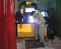Стол сварщика ССМ-1200