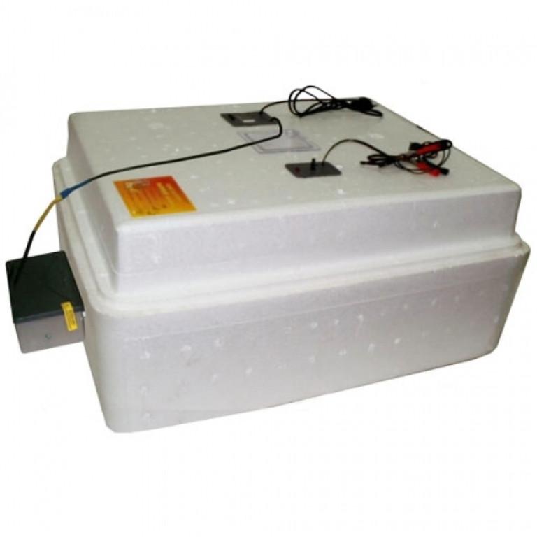 Бытовой инкубатор «Несушка» на 77 яйц. С вентилятором и влагомером