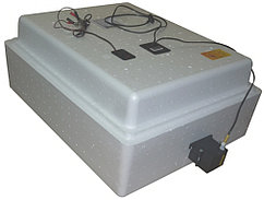 Бытовой инкубатор «Несушка» на 104 яйца. С влагомером + вентилятором