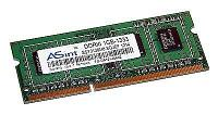SoDIMM DDR3 1Gb 1333Mhz Asint