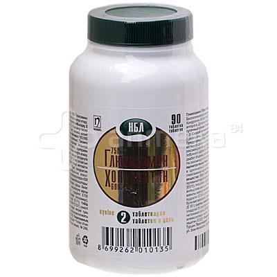 Глюкозамин Хондроитин 750/600 мг №90 таб.