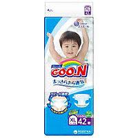 Подгузники Goon размер XL (12-20 кг) 42 шт