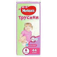 Huggies Ultra Comfort Трусики для девочек размер 6 (16-22 кг) 44 шт