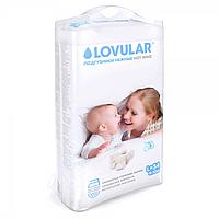 Lovular Hot Wind Подгузники размер L (9-13 кг) 54 шт