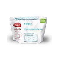BabyOno Пакеты д/стерилизации бутылочек и сосок в микроволновой печи, 5 шт