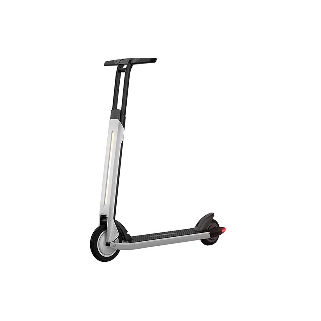 Электросамокат Ninebot KickScooter T15 Белый - фото 1