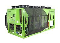 Чиллер серии EBHV/FC с воздушным охлаждением