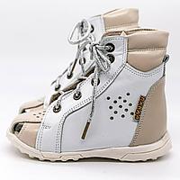 """Детская ортопедическая обувь """"Панда"""" размеры от 12,0-22,0 см"""