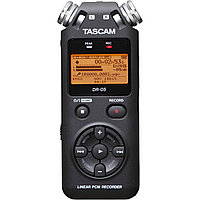 Цифровой аудио-рекордер Tascam DR-05 (Version-2) + SD 4 Gb, фото 1