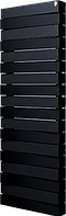 Радиатор биметаллический Pianoforte Tower 22 cекц. Royal Thermo черный (РОССИЯ)