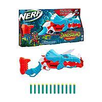 Hasbro Nerf Бластер Дино Трицерабласт, фото 1