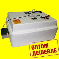 Бытовой инкубатор «Несушка» на 77 яйц, 12В - оптом. С вентилятором и влагомером, фото 1