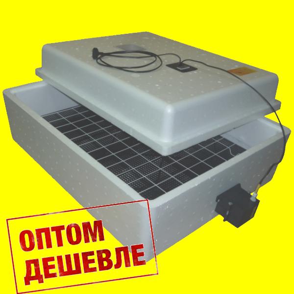 Бытовой инкубатор «Несушка» на 104 яйца, С вентилятором