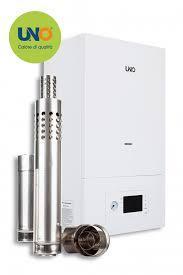 UNO PIRO 40 кВт котел газовый настенный  до 400м²