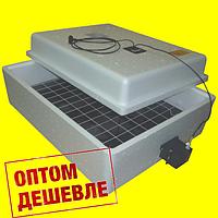 Бытовой инкубатор «Несушка» на 104 яйца, С влагомером + вентилятором
