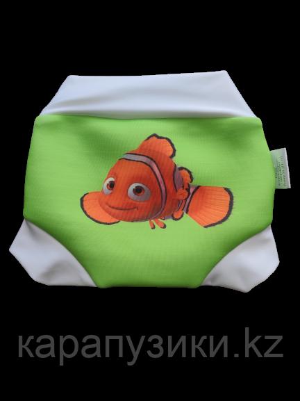 Подгузники для плавания из неопрена немо