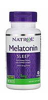 Мелатонин , 1 мг, 180 таблеток. Natrol