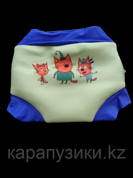 Подгузники для плавания из неопрена три кота