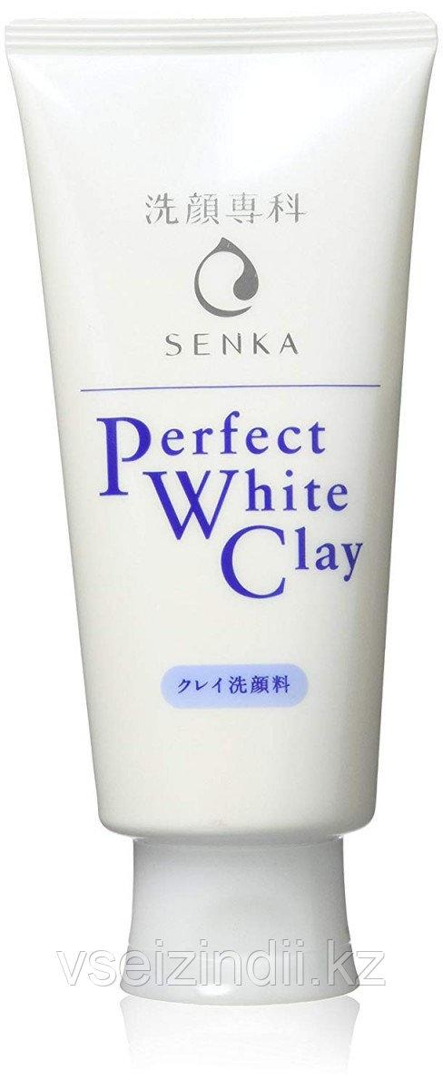Пенка для умывания Senka, отбеливающая, 120 гр.