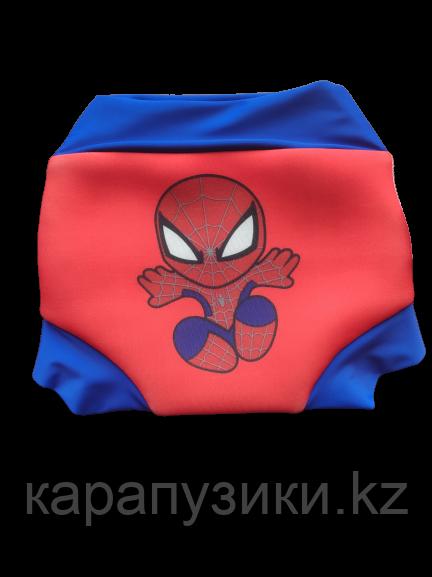 Подгузники для плавания из неопрена spiderman