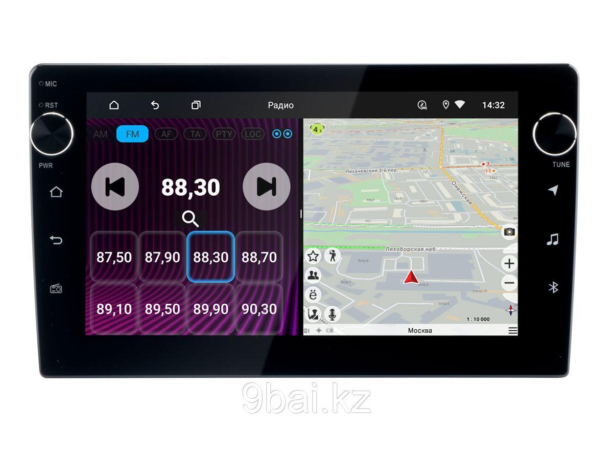 "ГУ Universal  9"" с энкодером, INCAR TSA-7340 Android 10/1280*720, wi-fi, DSP, 4Gb+64, 2- in AHD камера, 4*55 M"