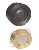 Клапан обратный межфланцевый латунь DUYAR T-0320