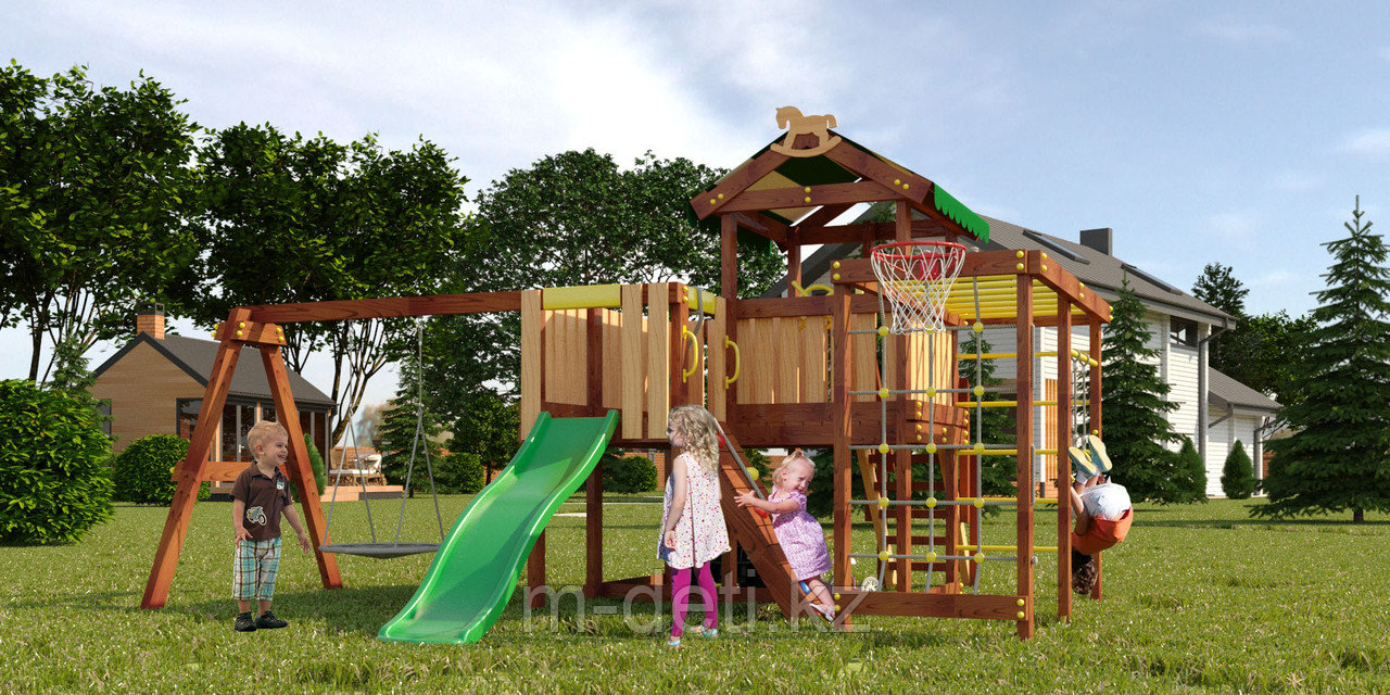 Детская площадка Савушка Baby Play 15