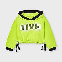 Пуловер на девочку - Mayoral, Размер 116 - 6 лет