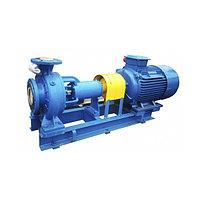 Насос 1КМЛ 80-160с-а центробежный консольно-моноблочный линейный горизонтальный 15 кВт
